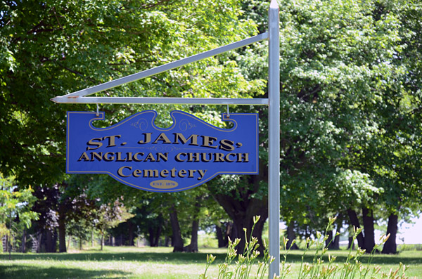 St. James Anglican Church Cemetery
