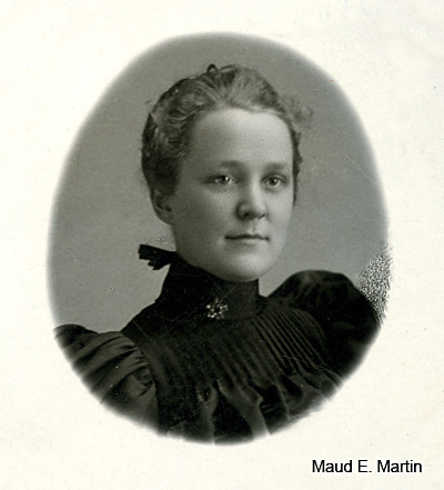photo of Maud Martin Latham